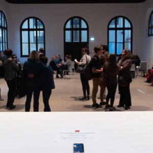 Elena Pugliese, Camera, Torino. I 157 partecipanti dei CPIA incontrano il pubblico con un'azione aperta della durata di tre ore.