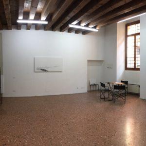 Esposizione nella galleria yvonneartecontemporanea, contrà Porti 21, Vicenza