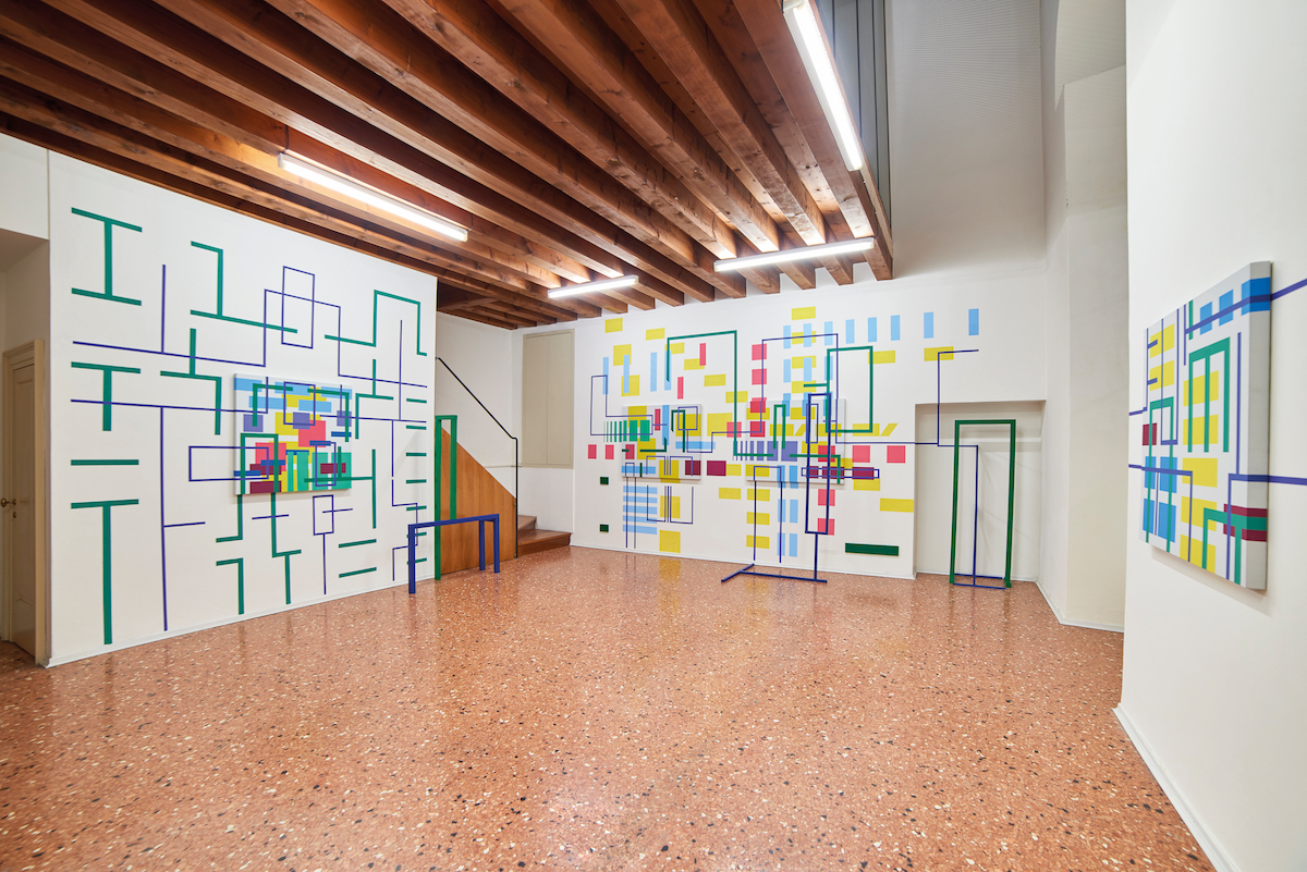 Mostra di Iler Melioli in Project Room